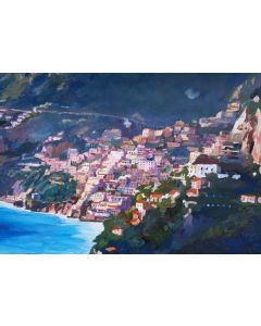 Amalfi Coast I - M Bleichner