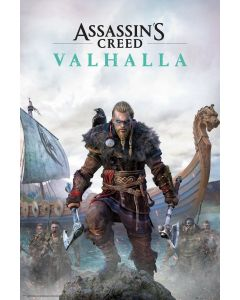 Assassins Creed Valhalla Standard Edition Poster 61x91.5cm