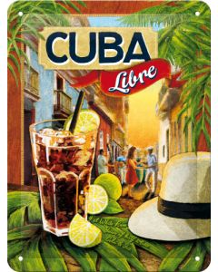 Cocktail Time - Cuba Libre