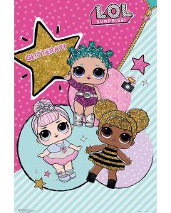 L.O.L. Surprise Glitterati Poster 61x91.5cm