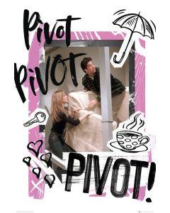 Friends Pivot Poster 61x91.5cm