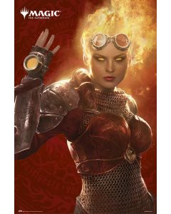 Magic The Gathering Chandra Poster 61x91.5cm