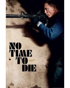 James Bond No Time To Die Stalk Poster 61x91.5cm