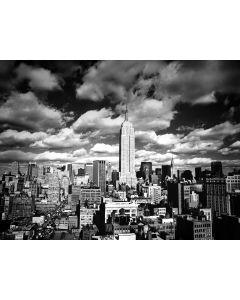 Sky over Manhattan