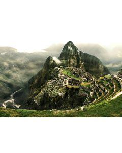 Machu Picchu 7-teilige Fototapete 350x260cm