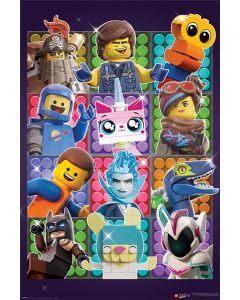 The Lego Movie 2 Some Assembly Required Poster 61x91.5cm