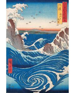 Hiroshige Poster Naruto-Strudel 61x91.5cm