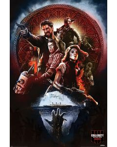 Call Of Duty Black Ops 4 Zombies Poster 61x91.5cm