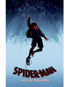 Spider-Man Into The Spider-Verse Fall Poster 61x91.5cm