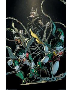 Batman The Bat Who Laughs Poster 61x91.5cm