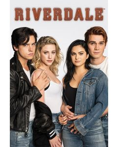 Riverdale Bughead and Varchie Poster 61x91.5cm