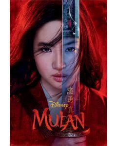 Mulan Movie Be Legendary Poster 61x91.5cm
