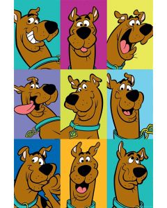 Scooby Doo The Many Faces of Scooby Doo Poster 61x91.5cm