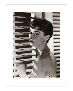 Audrey Hepburn - Blinds