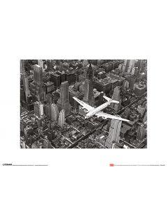 DC-4 oben Manhattan