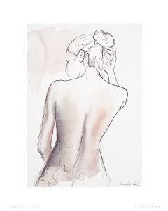 Ballett Freitag Art Print Aimee Del Valle 30x40cm