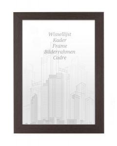 Bilderrahmen 61x91,5cm Kakao - Holz