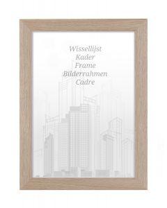 Bilderrahmen 60x80cm Honig - Holz