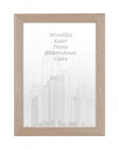 Bilderrahmen 61x91,5cm Honig - Holz