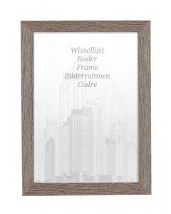 Bilderrahmen 50x70cm Lakritze - Holz