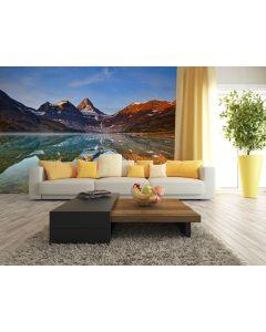 Magog Lake Kanada Fototapete 4-teilig 368x254cm