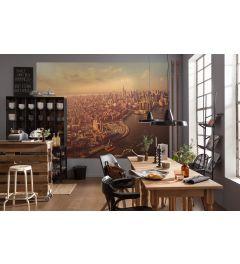 Manhattan 4-teilige Fototapete 184x254cm