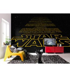 Star Wars Intro 8-teilige Fototapete 368x254cm