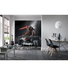 Star Wars Kylo Ren Wall 8-teilige Fototapete 368x254cm