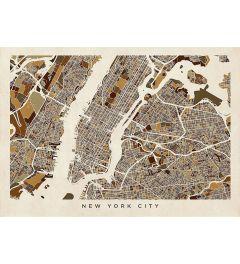 New York City - Map