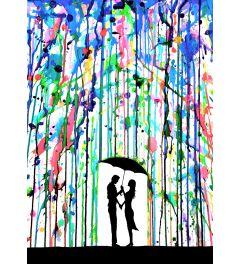 Regenschirm Duo
