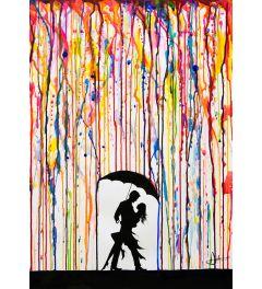 Regenschirm - Tanz