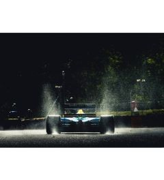 F1 Rennwagen - Ford