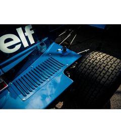 Blaues Auto - Elf