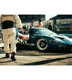 Ford GT40 - Blau