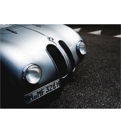BMW Oldtimer - Grau