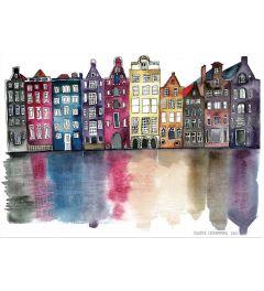 Amsterdam In Farbe
