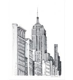New York Scetch