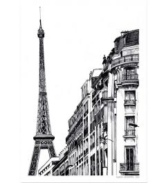 Paris Scetched