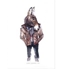Jeffrey die Mule