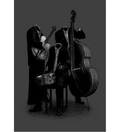 Kopflose Musiker Trio