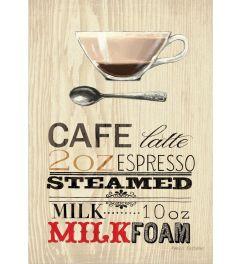 Cafe Latte Expresso