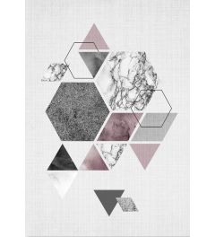 Geometric Hexagons