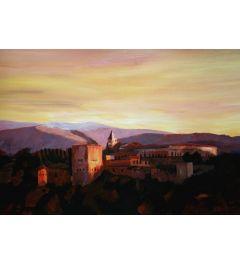 Alhambra Granada Spain - M Bleichner