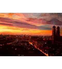 Munich Night 3 - M Bleichner