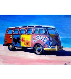 The Love Surf Bus - M Bleichner