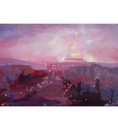 Washington Capitol 3 - M Bleichner