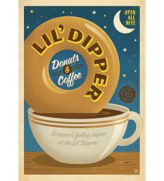 Lil' Dipper - Donuts & Coffee