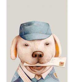 Post Hund