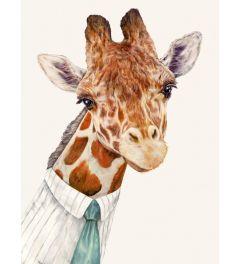 Herr Giraffe