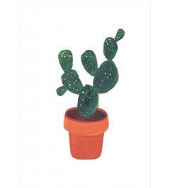 Gouache Cactus A